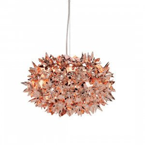 Kartell Bloom S2 Metallic Hanglamp