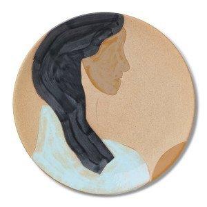 Ferm Living Ceramic Platter
