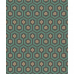 Cole & Son Hicks' Hexagon Behang 953018