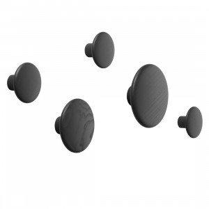 Muuto The Dots Haken, 5 Stuks