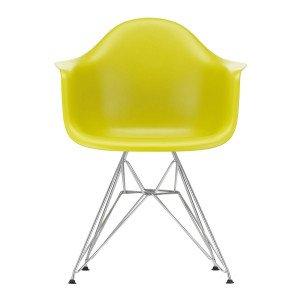 Vitra Eames Plastic Chair DAR Chroom Onderstel
