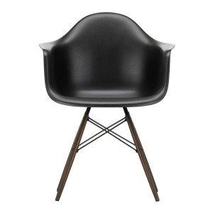 Vitra Eames Plastic Chair DAW Esdoorn Donker