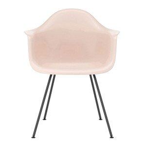 Vitra Eames Plastic Chair DAX Zwart Onderstel