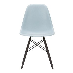Vitra Eames Plastic Chair DSW Stoel Esdoorn Zwart