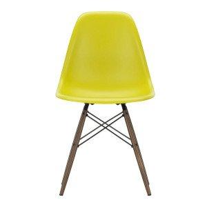 Vitra Eames Plastic Chair DSW Stoel Esdoorn Donker