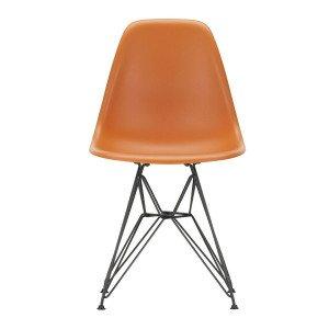 Vitra Eames Plastic Chair DSR Zwart
