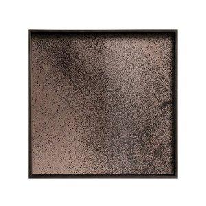 Ethnicraft Bronze Mirror Dienblad Vierkant
