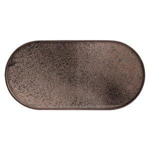 Ethnicraft Bronze Mirror Dienblad Ovaal