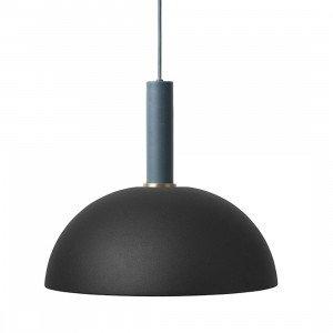 Ferm Living Collect Dome Zwart High Hanglamp