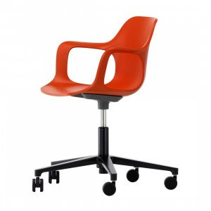 Vitra Hal Studio Armchair Bureaustoel
