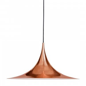 Gubi Semi Pendant Hanglamp Metal Ø 30 cm