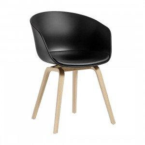 HAY About a Chair AAC 22 Stoel Met Vast Zitkussen