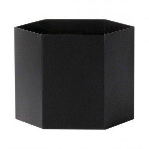 Ferm Living Hexagon Pot XL