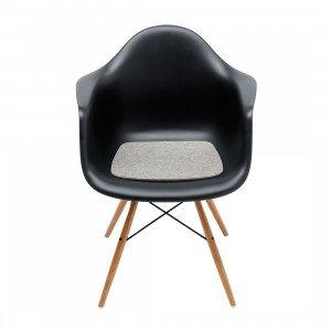 Hey-Sign Eames Plastic Armchair Zitkussen Anti-slip 10 mm. Gevuld