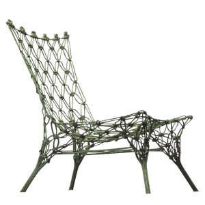 Cappellini Knotted Chair Fauteuil