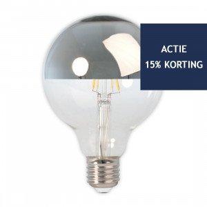 Ruijch LED E27 Kopspiegel Globe Lichtbron