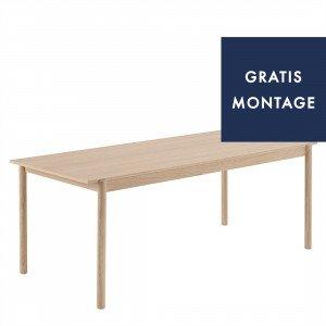 Muuto Linear Wood Eettafel
