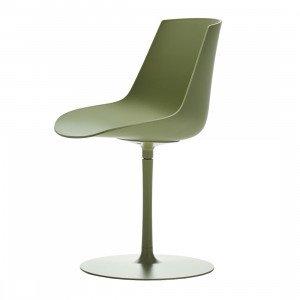 MDF Italia Flow Chair Color Trompetvoet