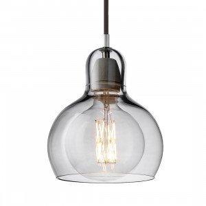 &Tradition Mega Bulb SR2 Hanglamp Zilver