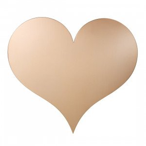 Vitra Metal Wall Relief Heart Wanddecoratie
