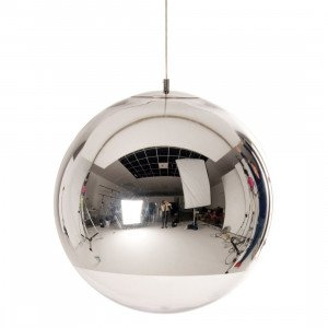 Tom Dixon Mirror Ball Chrome Hanglamp