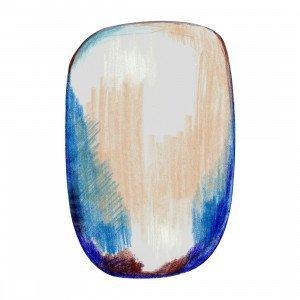Moooi Carpets Scribble Vloerkleed Blauw/Grijs/Beige