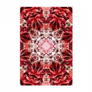 Moooi Carpets Crystal Fire Vloerkleed