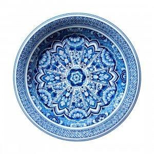 Moooi Carpets Delft Blue Plate Vloerkleed