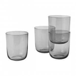 Muuto Corky Drinkglazen Tall, set van 4