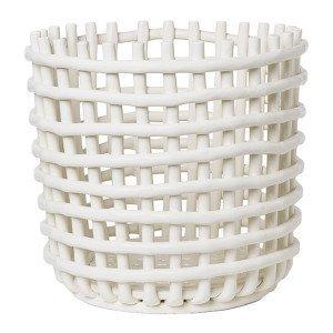 Ferm Living Ceramic Basket XL