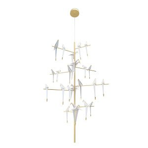 Moooi Perch Light Tree Hanglamp