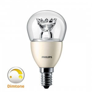 Philips LED E14 Lichtbron 8W Lichtkleur Dimbaar