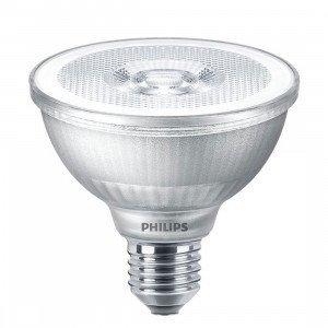 Philips LED E27 PAR30 9W Dimbaar