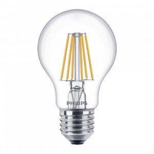 Philips LED E27 Filament Lichtbron 5.5W DimTone Dimbaar