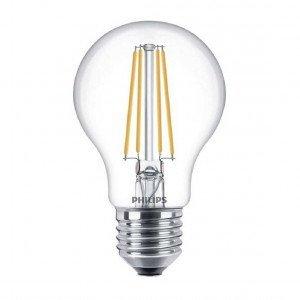 Philips LED E27 Filament Lichtbron 4.5W