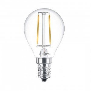 Philips LED E14 Filament Lichtbron 2W