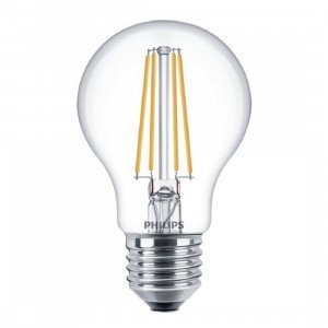 Philips LED E27 Filament Lichtbron 7W
