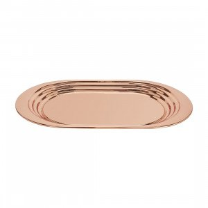 Tom Dixon Plum Copper Dienblad
