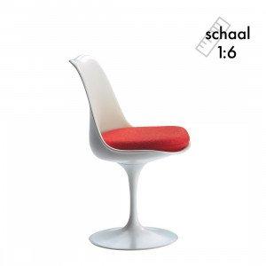Vitra Tulip Chair Miniatuur