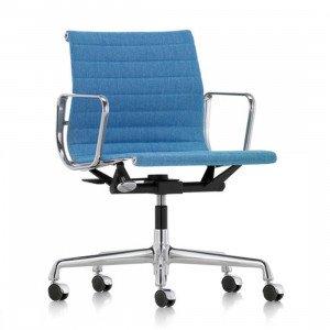 Vitra Aluminium Chair EA 117 Bureaustoel