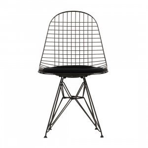 Vitra Wire Chair DKR Gestoffeerd
