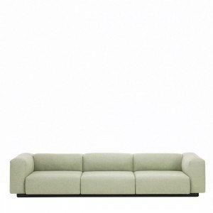 Vitra Soft Modular Sofa 3-zits Bank