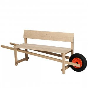 Weltevree Wheelbench Bank