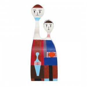 Vitra Wooden Dolls No. 11 Pop