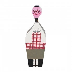 Vitra Wooden Dolls No. 8 Pop
